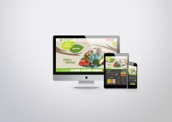 Responsive Careers Website