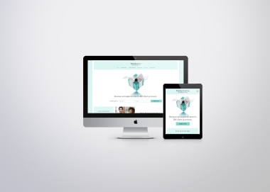 Tiffany & Co. Site: Device Screens